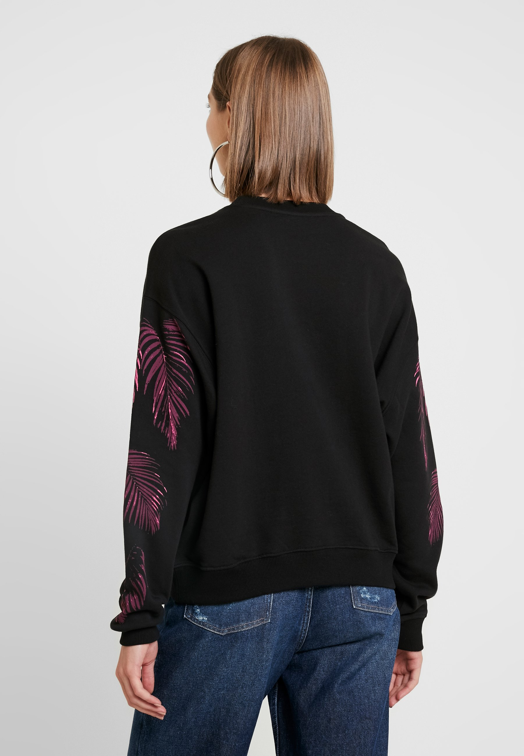 Lee BOTANICAL - Sweatshirt black
