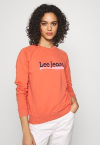 Lee - CREW - Sweatshirt - red - 0