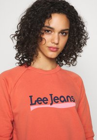 Lee - CREW - Sweatshirt - red - 3