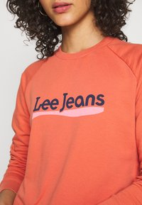 Lee - CREW - Sweatshirt - red - 5