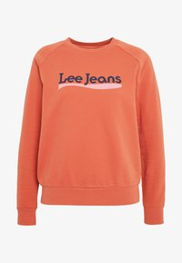 Lee - CREW - Sweatshirt - red - 4