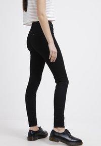 Lee - SKYLER - Jeans Skinny Fit - black rinse - 2
