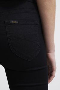 Lee - SKYLER - Jeans Skinny Fit - black rinse - 5