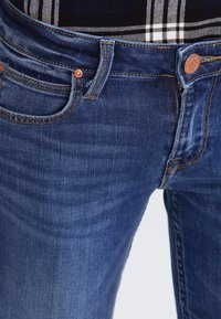 Lee - SCARLETT - Jeans Skinny Fit - midtown blues - 3