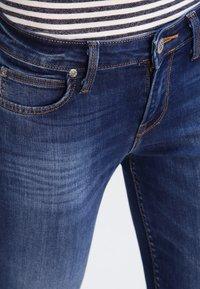 Lee - SCARLETT CROPPED - Jeans Skinny - night sky - 3