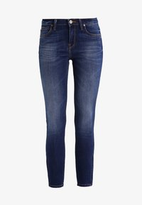 Lee - SCARLETT CROPPED - Jeans Skinny - night sky - 6