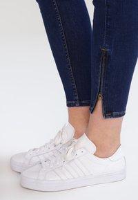 Lee - SCARLETT CROPPED - Jeans Skinny - night sky - 5