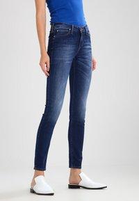 Lee - SCARLETT  - Jeans Skinny Fit - night sky - 0