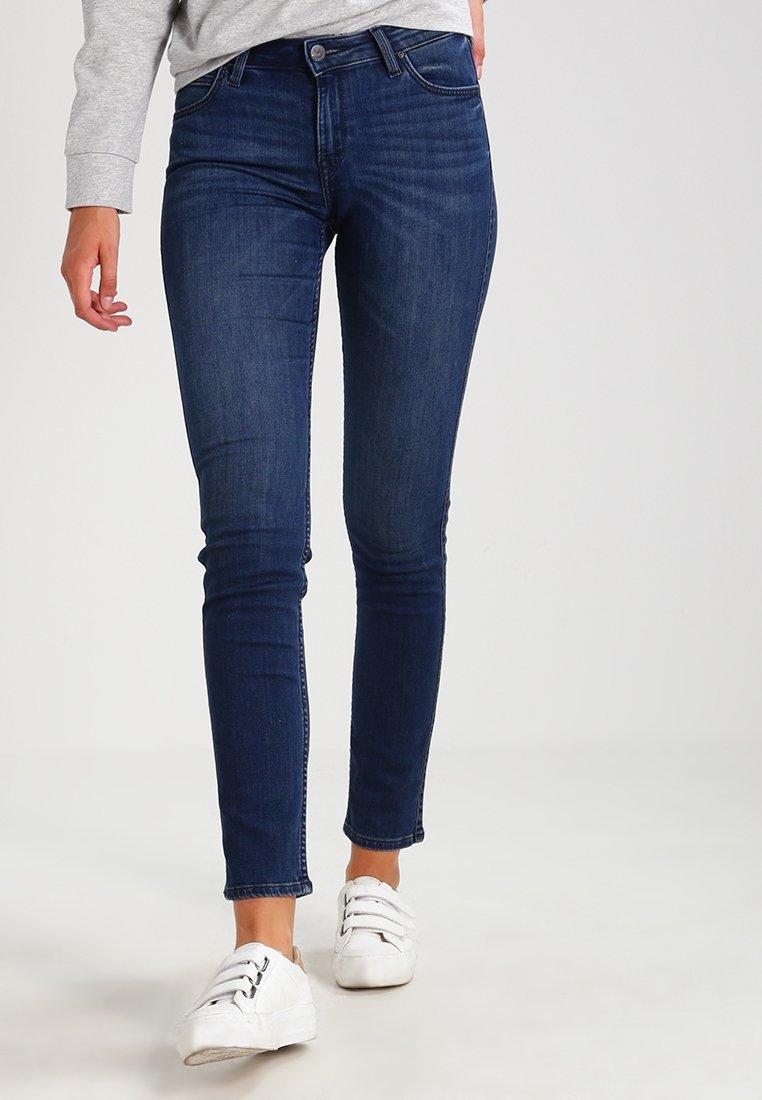 Lee - ELLY - Jeans Skinny Fit - crosby blue