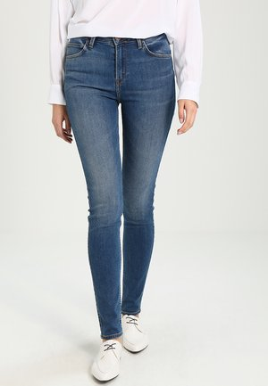SCARLETT HIGH - Jeansy Skinny Fit - ninety nine