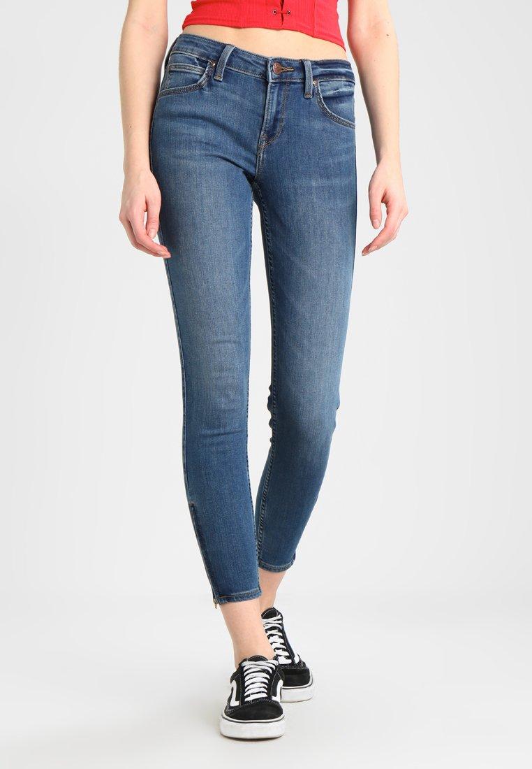 Lee - SCARLETT CROPPED - Jeans slim fit - ninety nine