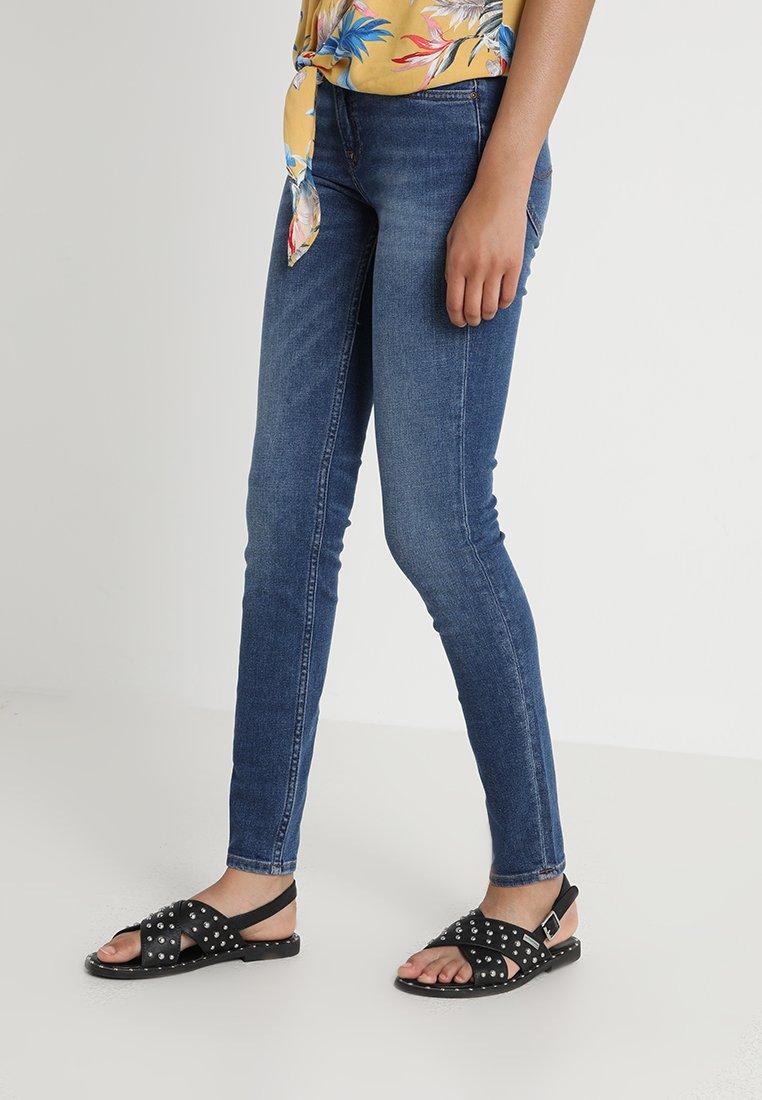 Lee - 90S SCARLETT - Jeans Skinny Fit - blue drop