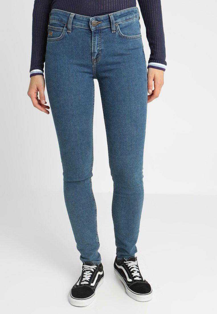 Lee - 90S SCARLETT - Jeans Skinny Fit - flat stone