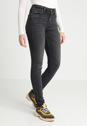 SCARLETT HIGH - Jeans Skinny Fit - indie worn dark