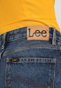 Lee - MOM STRAIGHT - Jeans Straight Leg - vintage worn - 5