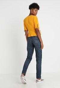 Lee - MOM STRAIGHT - Jeans Straight Leg - vintage worn - 2
