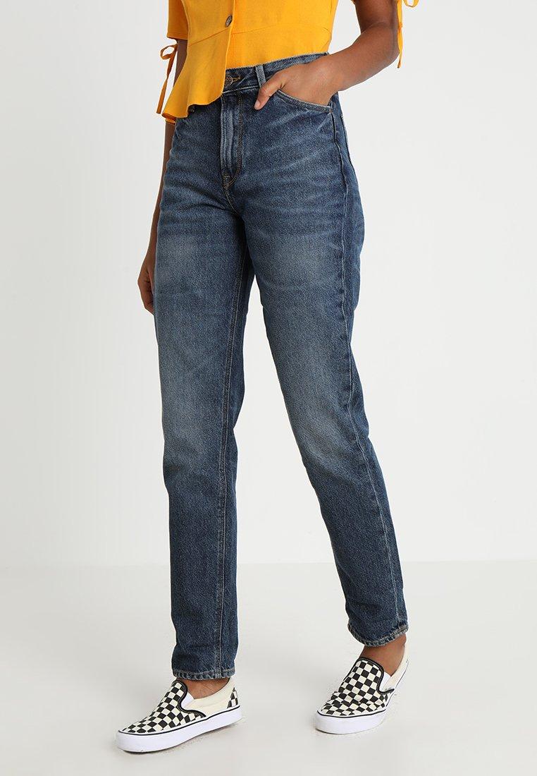 Lee - MOM STRAIGHT - Jeans Straight Leg - vintage worn