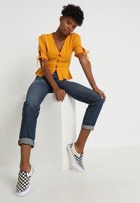 Lee - MOM STRAIGHT - Jeans Straight Leg - vintage worn - 1