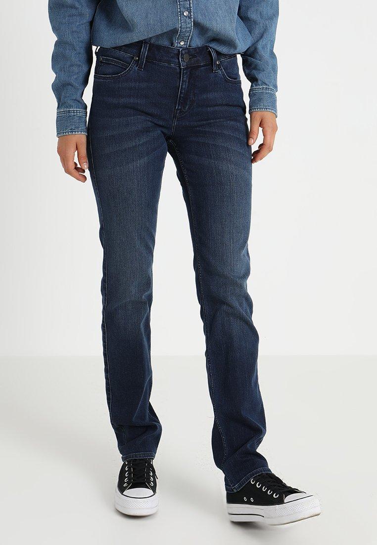 Lee - MARION STRAIGHT - Straight leg jeans - palooza blue