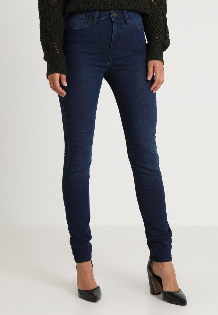 Lee - SKYLER - Flared Jeans - blue used