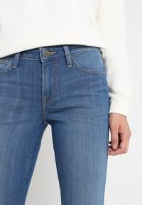 Lee - SCARLETT - Jeans Skinny Fit - stone blue denim - 3