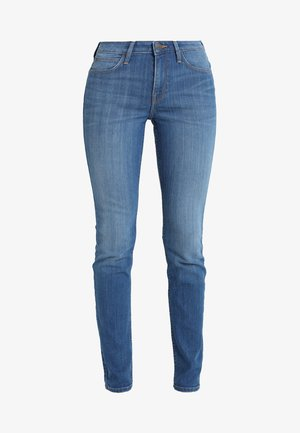 SCARLETT - Jeans Skinny Fit - stone blue denim