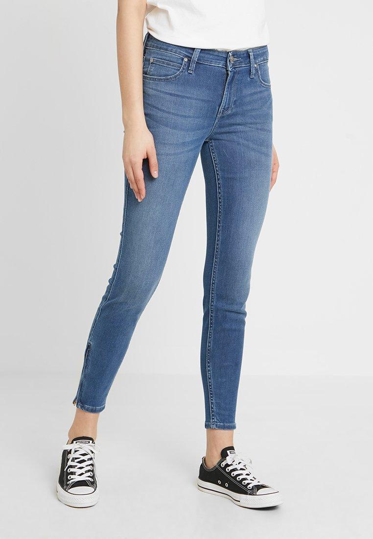 Lee - SCARLETT CROPPED - Jeans Skinny Fit - mid aged