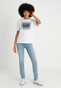 Lee - ELLY - Jeans slim fit - light rugged - 1