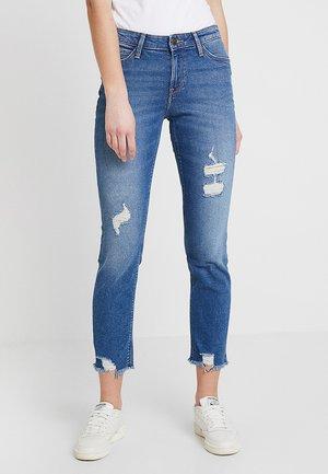 ELLY - Jeans slim fit - focus trashed