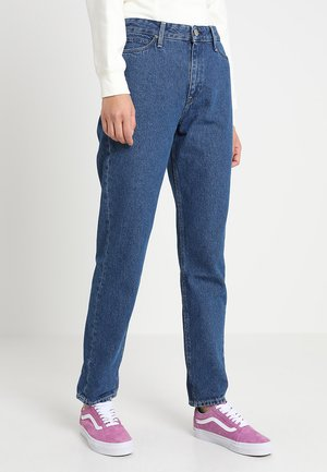 MOM STRAIGHT - Straight leg jeans - remo light