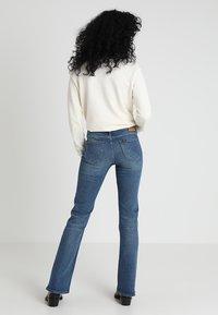 Lee - HOXIE - Jeans bootcut - light blue denim - 2