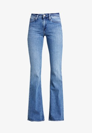 HOXIE - Bootcut jeans - cool daze