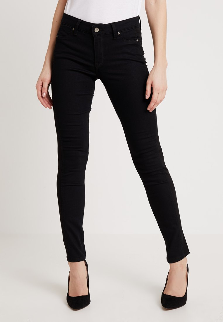 Lee - SCARLETT KNIT BODY OPTIX - Jeans Skinny Fit - rinse wash