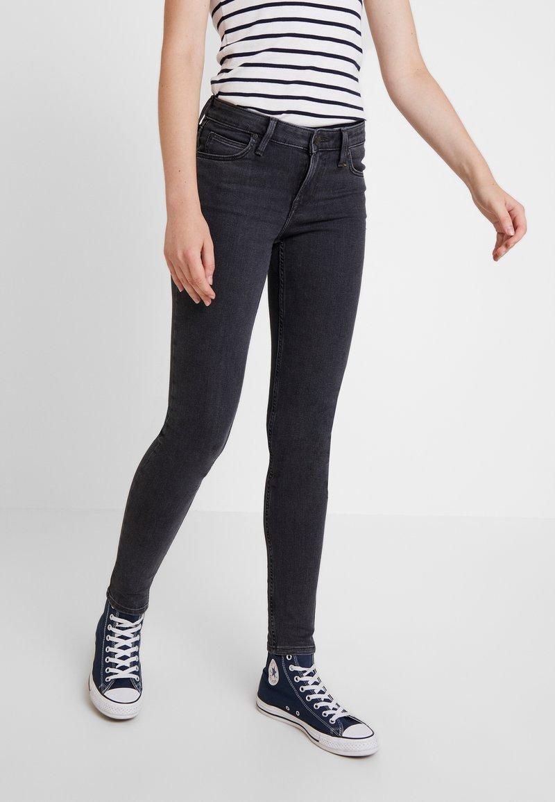 Lee - SCARLETT - Jeans Skinny Fit - dark grey ovid