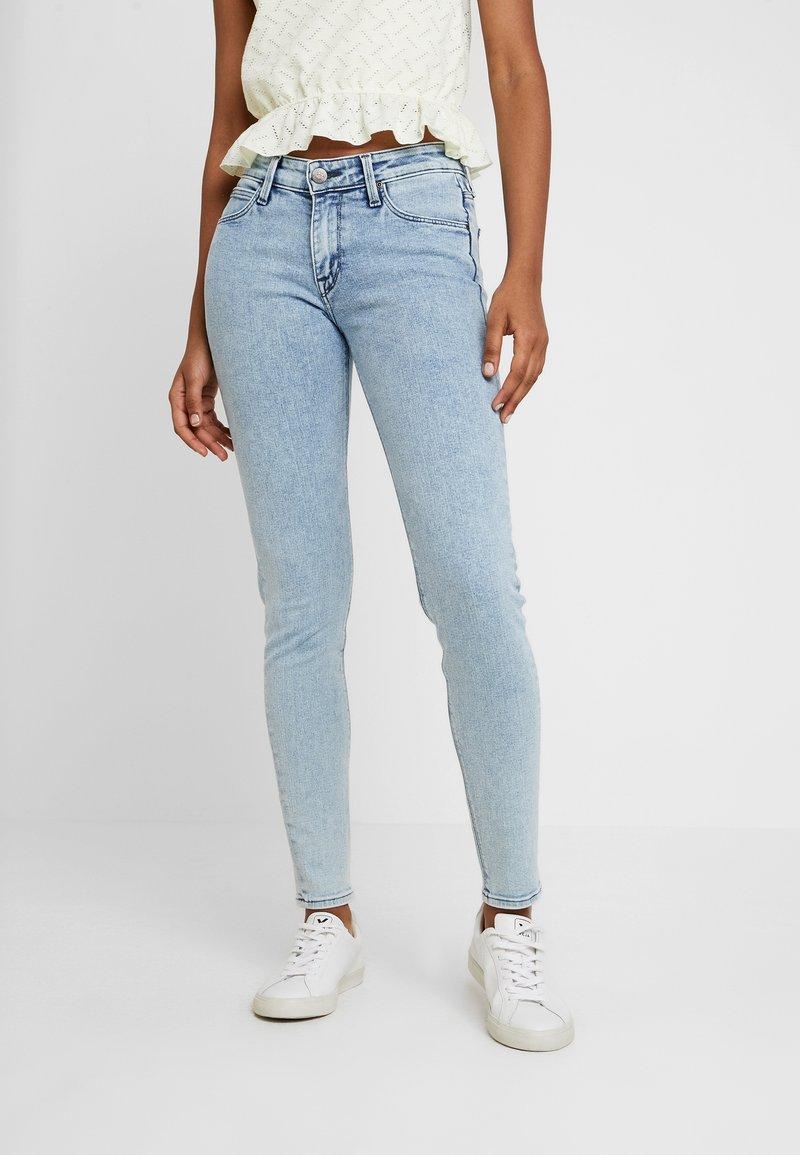 Lee - SCARLETT - Jeans Skinny Fit - pine cone