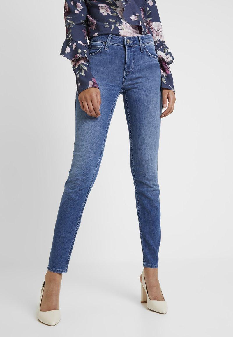 Lee - SCARLETT - Jeans Skinny Fit - blue denim