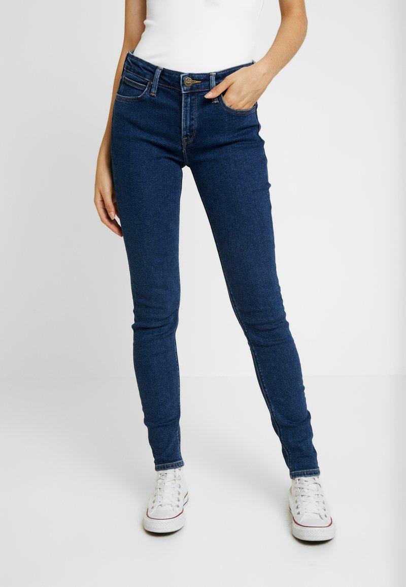 Lee - SCARLETT - Jeans Skinny Fit - stone miltona
