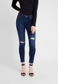 Lee - SCARLETT - Jeans Skinny Fit - trashed luis - 0