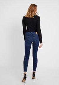 Lee - SCARLETT - Jeans Skinny Fit - trashed luis - 2