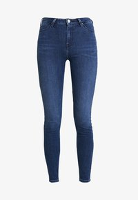 Lee - SCARLETT HIGH - Jeans Skinny - sitka worn in - 4