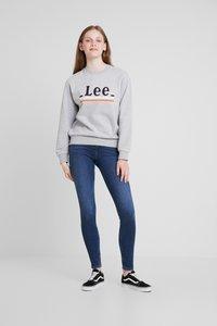 Lee - SCARLETT HIGH - Jeans Skinny - sitka worn in - 2