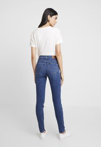 Lee - SCARLETT HIGH - Jeansy Skinny Fit - mid copan - 2