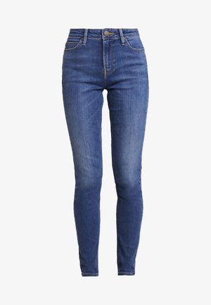 SCARLETT HIGH - Skinny džíny - mid copan