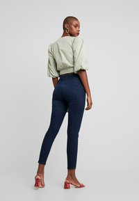Lee - SCARLETT HIGH BODY OPTIX - Jeans Skinny Fit - after night - 2