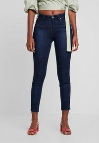 Lee - SCARLETT HIGH BODY OPTIX - Jeans Skinny Fit - after night - 0