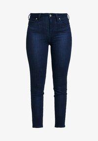 Lee - SCARLETT HIGH BODY OPTIX - Jeans Skinny Fit - after night - 3