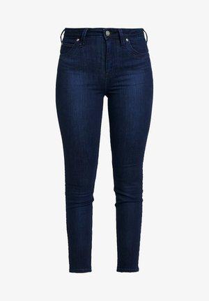 SCARLETT HIGH BODY OPTIX - Jeans Skinny Fit - after night