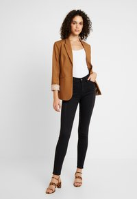 Lee - SCARLETT HIGH BODY OPTIX - Jeans Skinny Fit - la scrape - 1