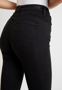 Lee - SCARLETT HIGH BODY OPTIX - Jeans Skinny Fit - la scrape - 5