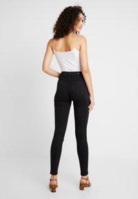 Lee - SCARLETT HIGH BODY OPTIX - Jeans Skinny Fit - la scrape - 2